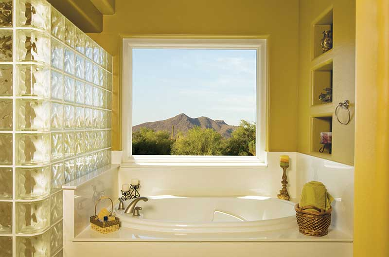 Bathroom Window Option