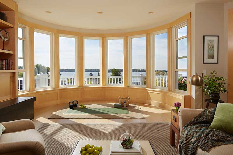 Modern Bay Window Design