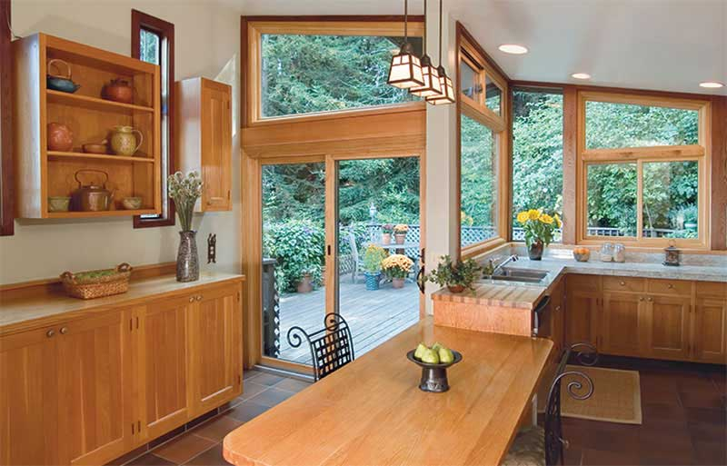 Specialty Windows for the Kitchen